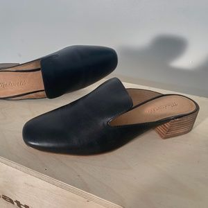 Madewell Willa Loafer Mules